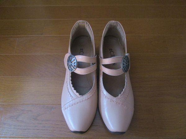 サンクリスピン 靴 コンフォートパンプス  (5)