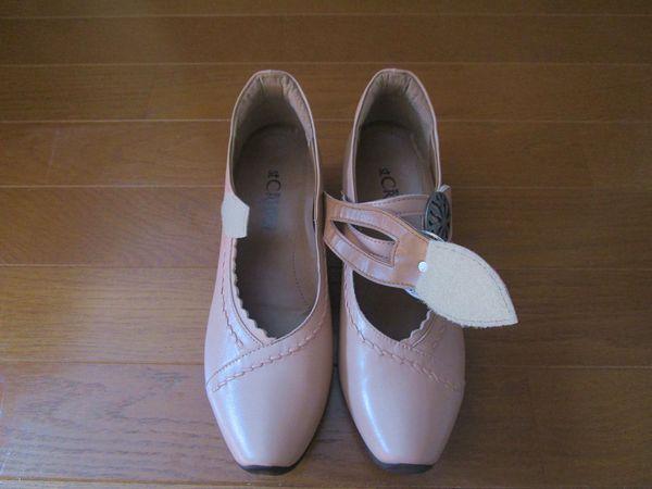 サンクリスピン 靴 コンフォートパンプス  (6)