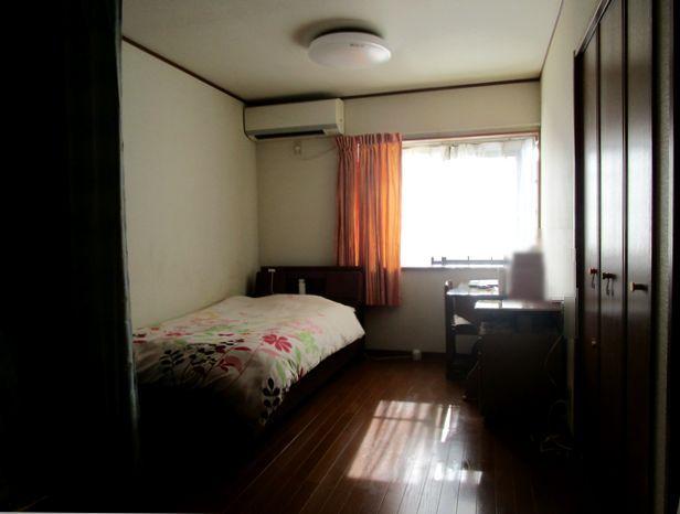 寝室・自室 模様替え ベッドの位置 (3)