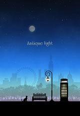 """月夜空と街灯"""""""