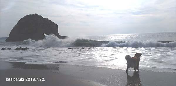 bu24二ツ島海水浴場早朝