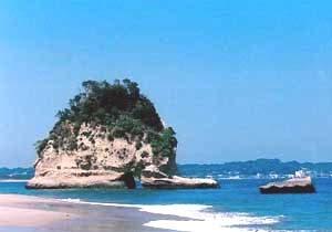 震災前の二ツ島