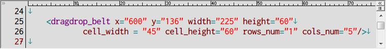 S.T.A.L.K.E.R Shadow of Chernobyl アーティファクトインベントリ改造 Mod、アンパックした def_gamedata フォルダから config → ui フォルダの inventory_new_16.xml をコピーしてテキストエディタで編集、dragdrop_belt (アーティファクトスロット) の数値を変更、画像はデフォルト値(1行 5列、5マス)