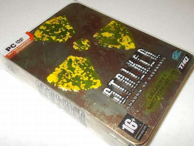 PC ゲーム S.T.A.L.K.E.R.: Shadow of Chernobyl Radiation Edition 日本語化と Mod 導入メモ