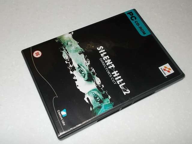 サバイバルホラーアドベンチャー PC ゲーム SILENT HILL 2 Director's Cut 日本語化とゲームプレイ最適化メモ