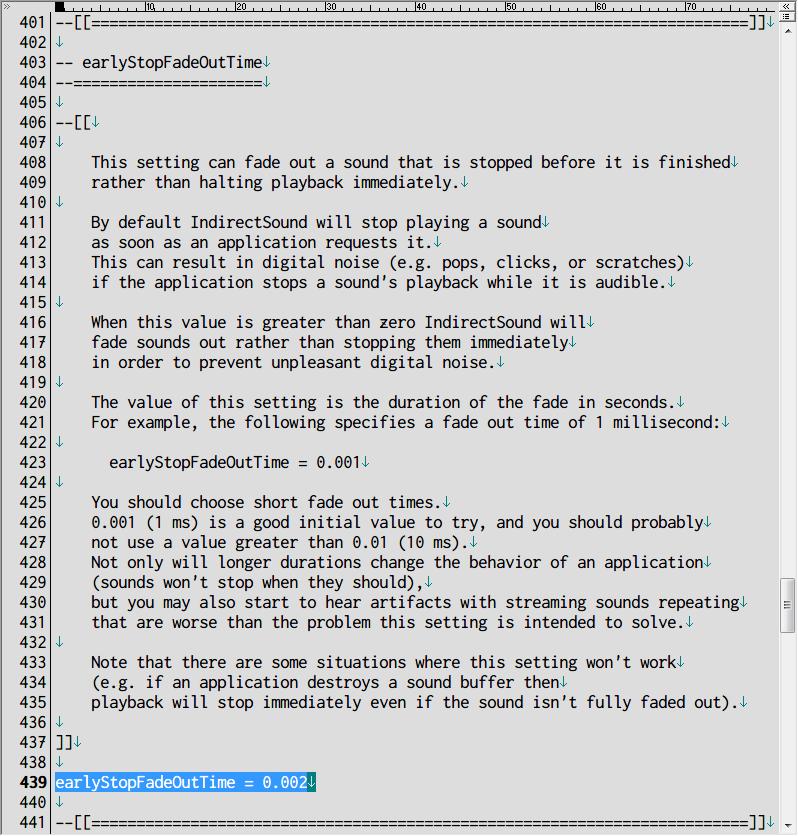PC ゲーム SILENT HILL 2 のオーディオ設定をソフトウェアからハードウェアにエミュレートできる IndirectSound (バージョン 0.17 以上) をインストール、