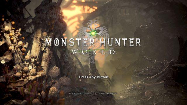 Steam 版 MONSTER HUNTER WORLD でデュアルショック 4 コントローラーのボタンアイコンを表示する方法