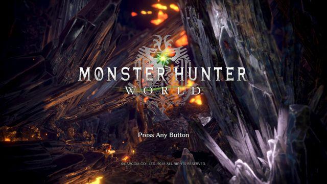 Steam 版 MONSTER HUNTER WORLD 龍結晶の地のカクつきを改善する方法(マップ天候 雷鳴エフェクト削除 MOD)