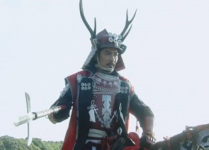 真田幸村赤備えの兜