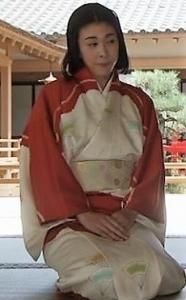 真田丸茶々小袖