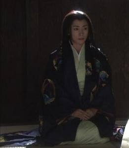 風林火山桃姫打掛2
