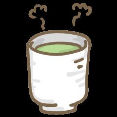 おちゃ お茶 湯のみ