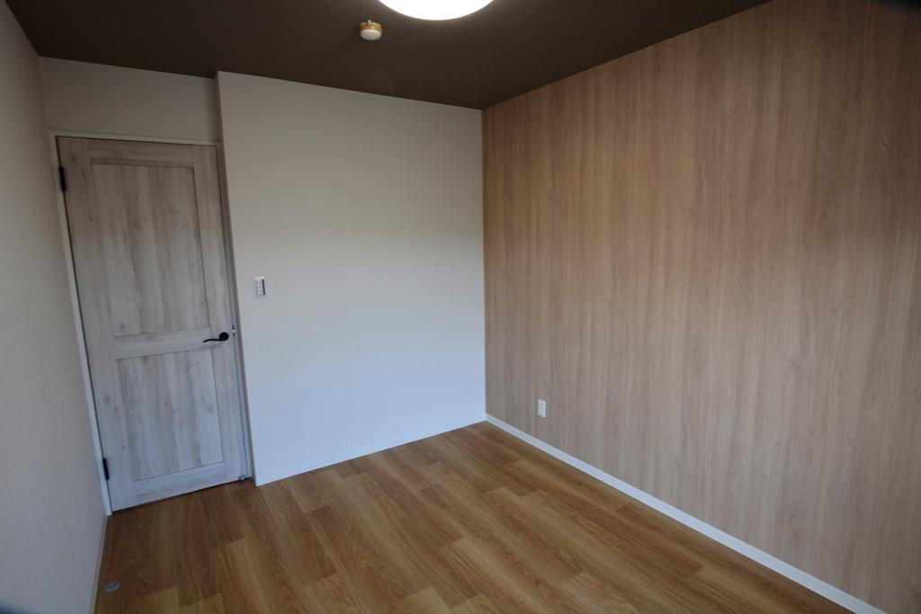 施工後 繕様 301寝室