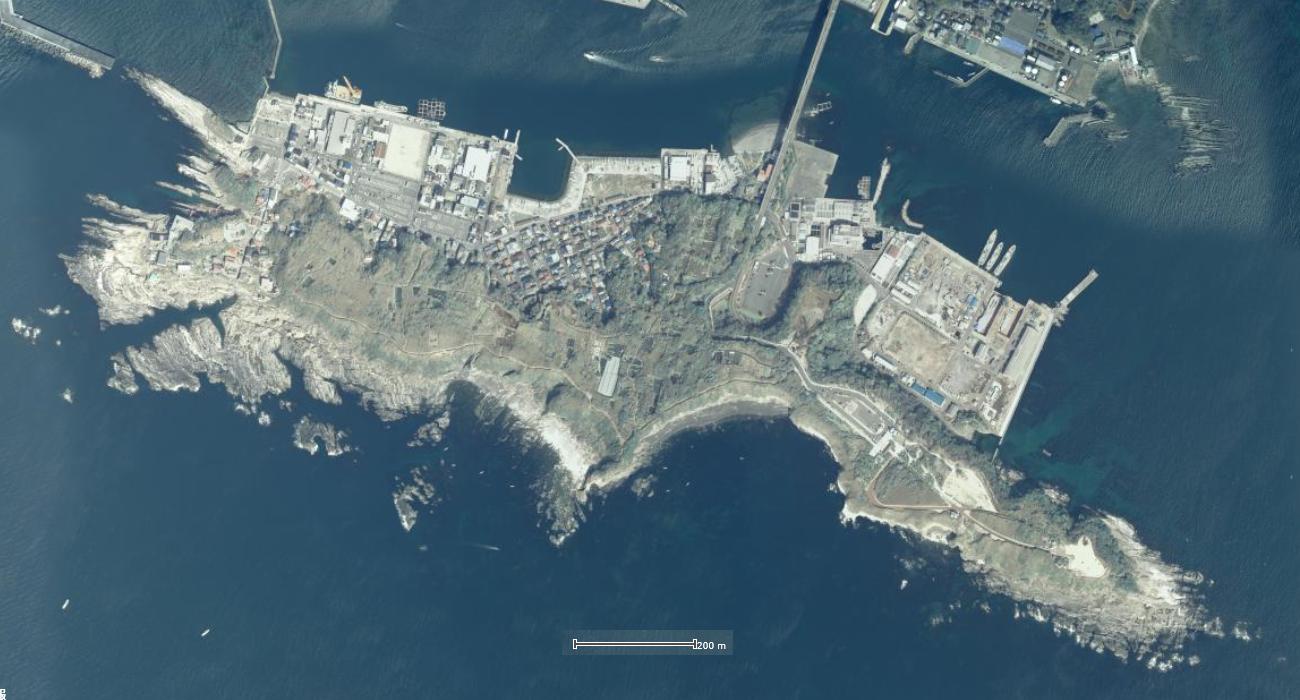 城ヶ島写真
