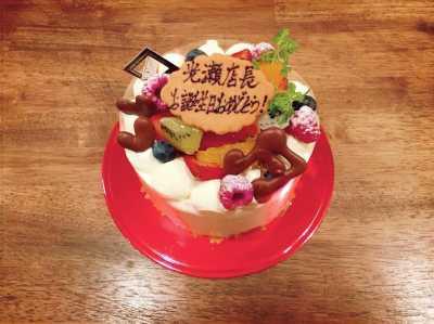 20180824_バースデイケーキ