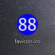 FC2ブログのアイコン、ファビコンを変えてみたよ