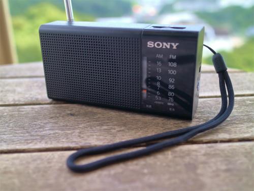 防災用だったり自宅でノンビリ過ごすための「ラジオのすすめ」