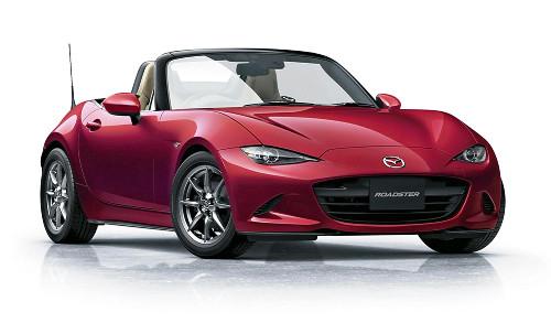 【自動車】MAZDAから自動ブレーキ標準装備の「ロードスター」一部改良も(255万円~)