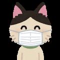 ネコ(花粉症