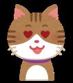 ネコ(♡♡