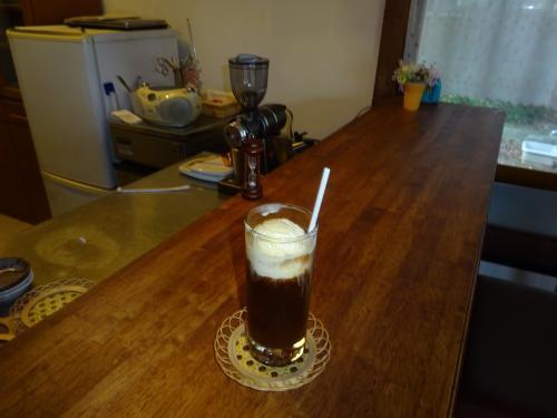 コーヒーフロート縮小
