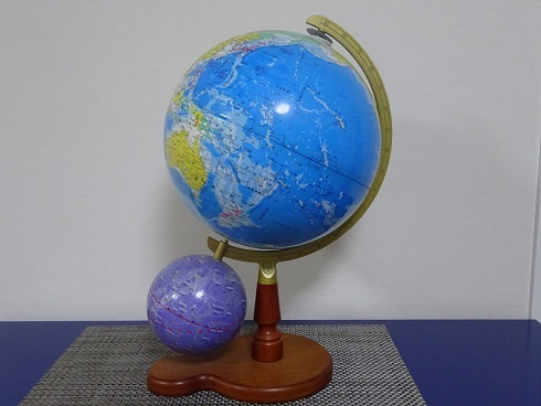 300705地球儀