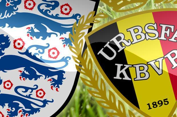イングランド対ベルギー2