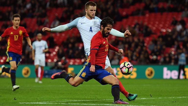 スペイン対イングランド2