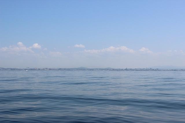 本日も琵琶湖状態20180802