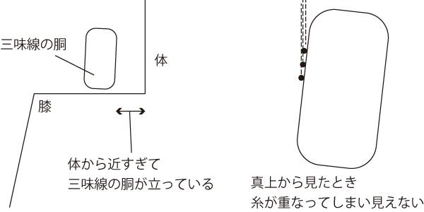 胴の角度2