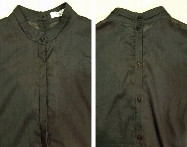 コットンビッグシャツ6