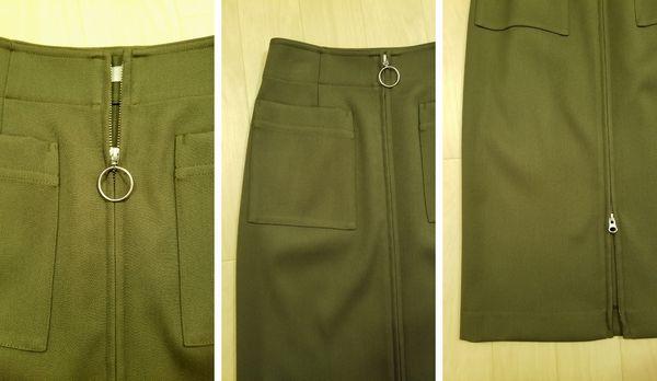 ファスナータイトスカート3