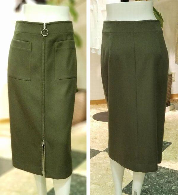 ファスナータイトスカート2
