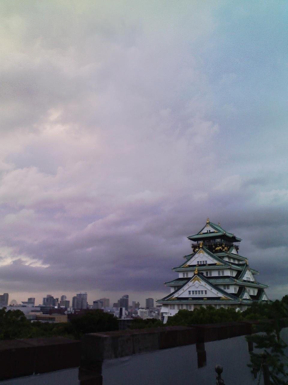 2018_08_24_大阪城
