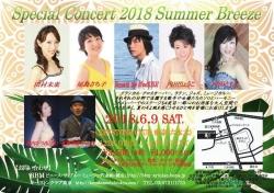 Special Concert 2018 Summer Breeze