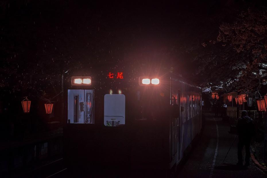 2018.04.08 能登さくら駅 夜景 2