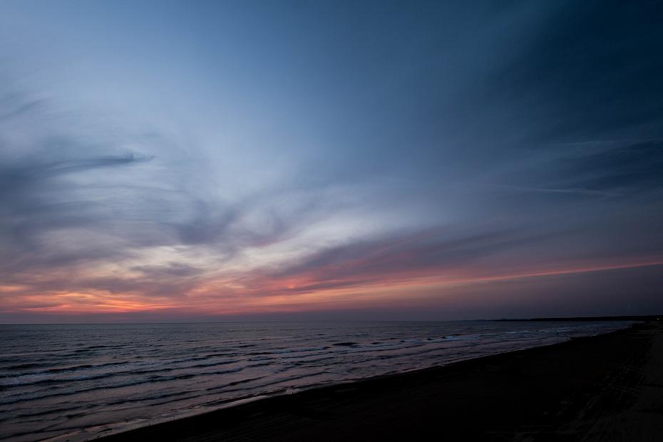 2018.05.11 千里浜 夕景 3