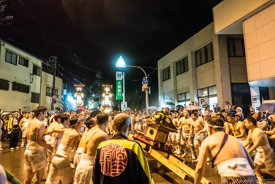 2018.07.07 あばれ祭 出発 梶川橋 5