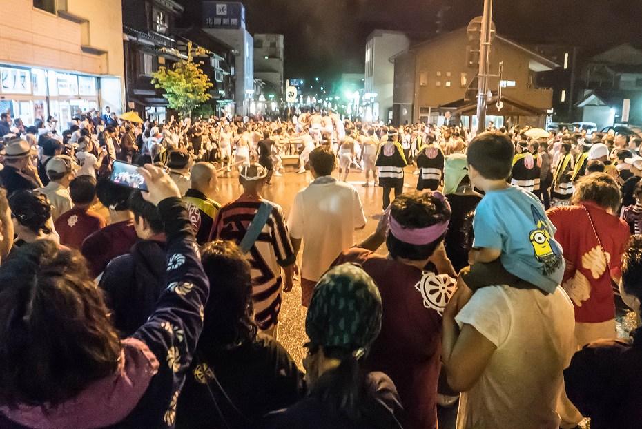 2018.07.07 あばれ祭 出発 梶川橋 4