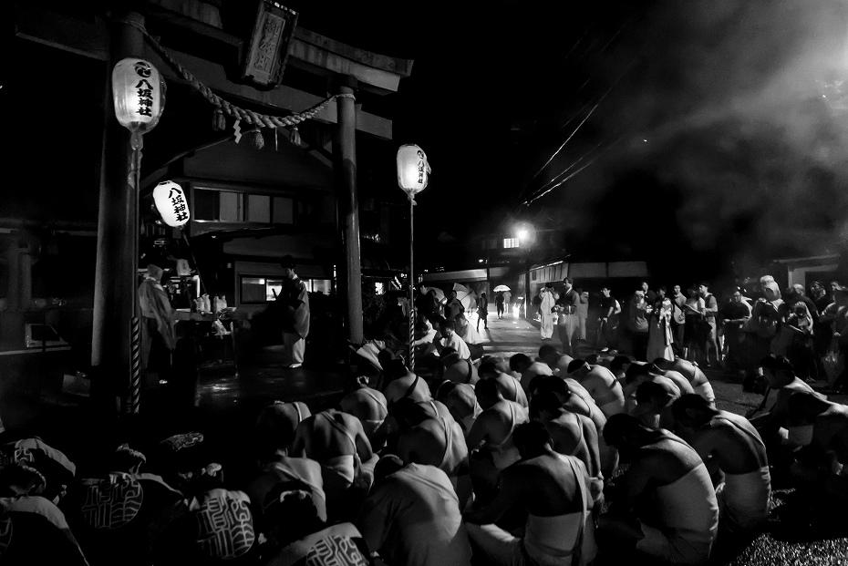 2018.07.07 あばれ祭 出発 梶川橋 2