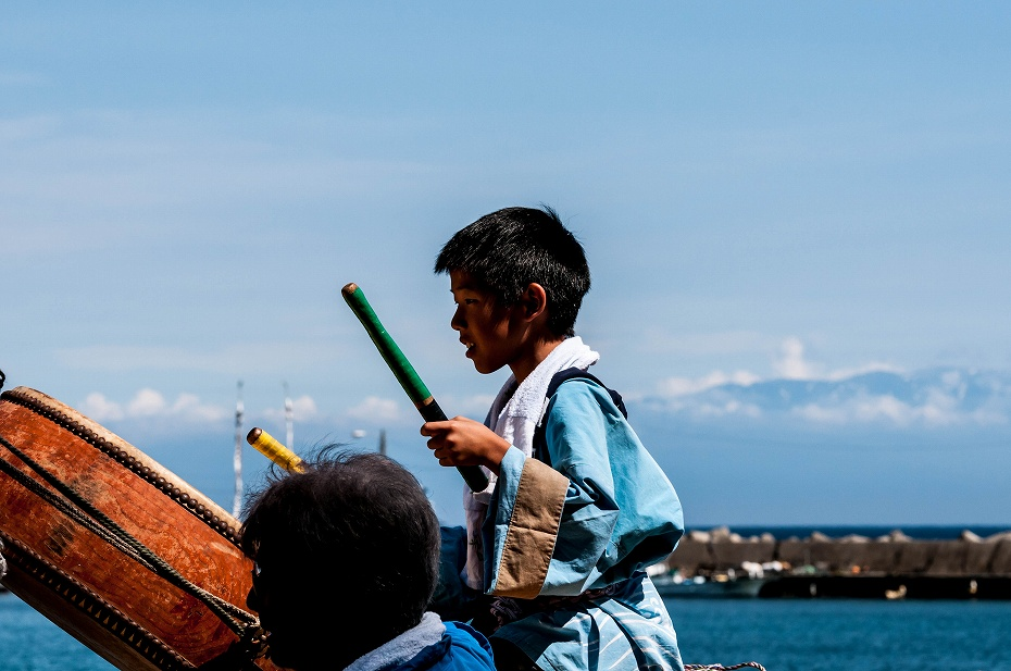 2018.07.14 能登町 小浦 キリコ祭り 6
