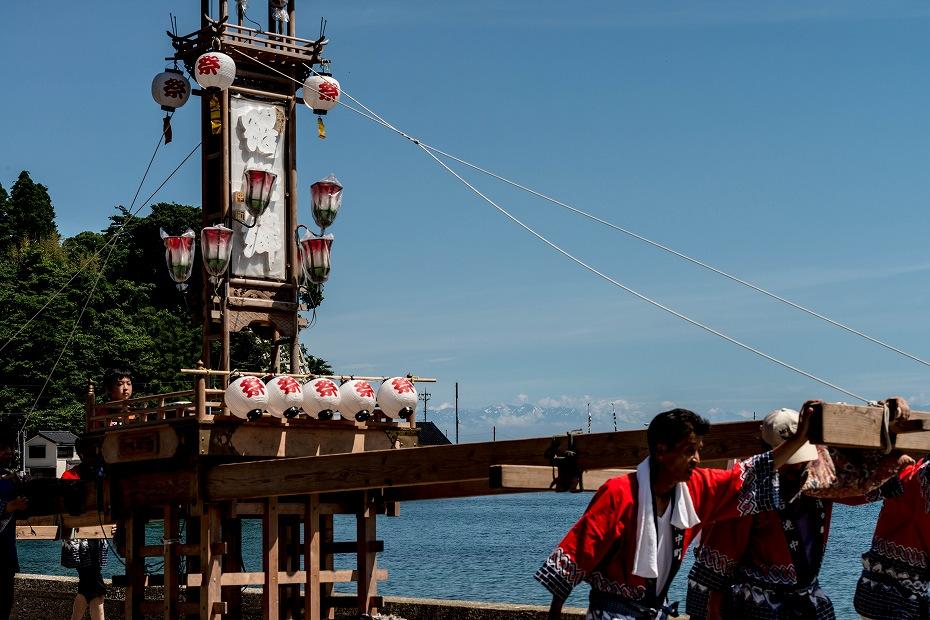 2018.07.14 能登町 小浦 キリコ祭り 5