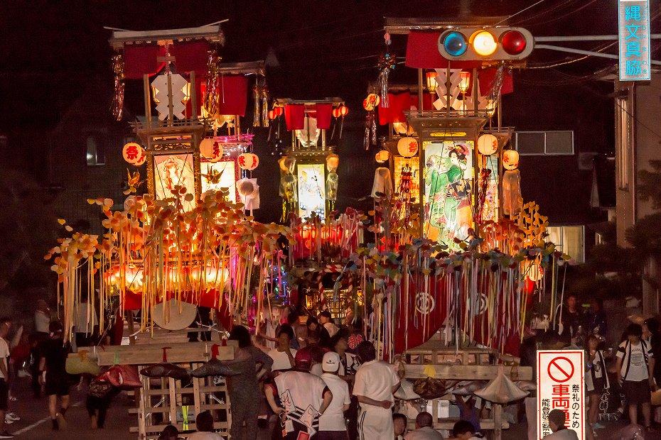 2018.07.14 真脇 奉燈祭 20