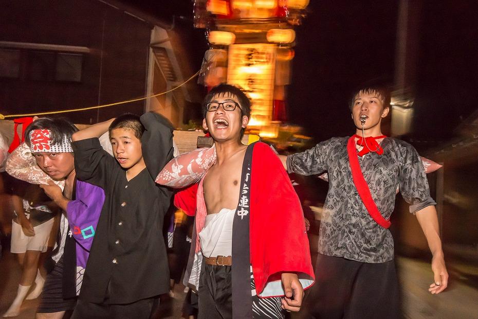 2018.07.14 真脇 奉燈祭 8