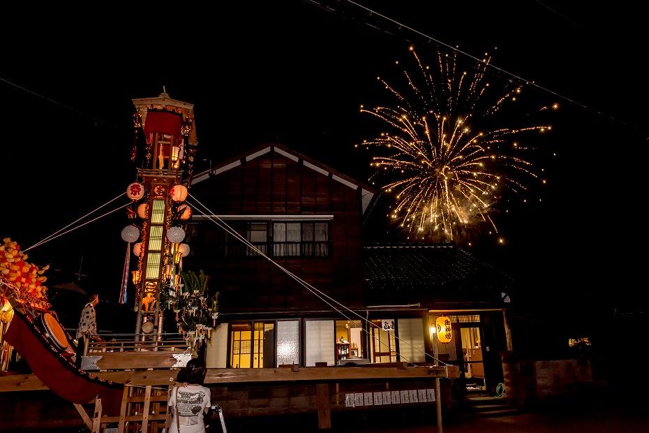2018.07.14 真脇 奉燈祭 2