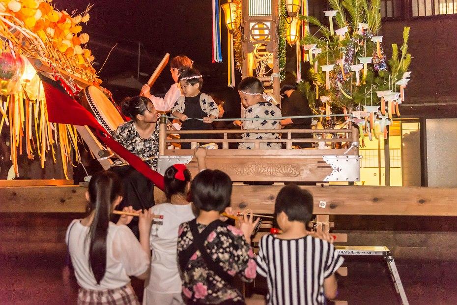 2018.07.14 真脇 奉燈祭 3
