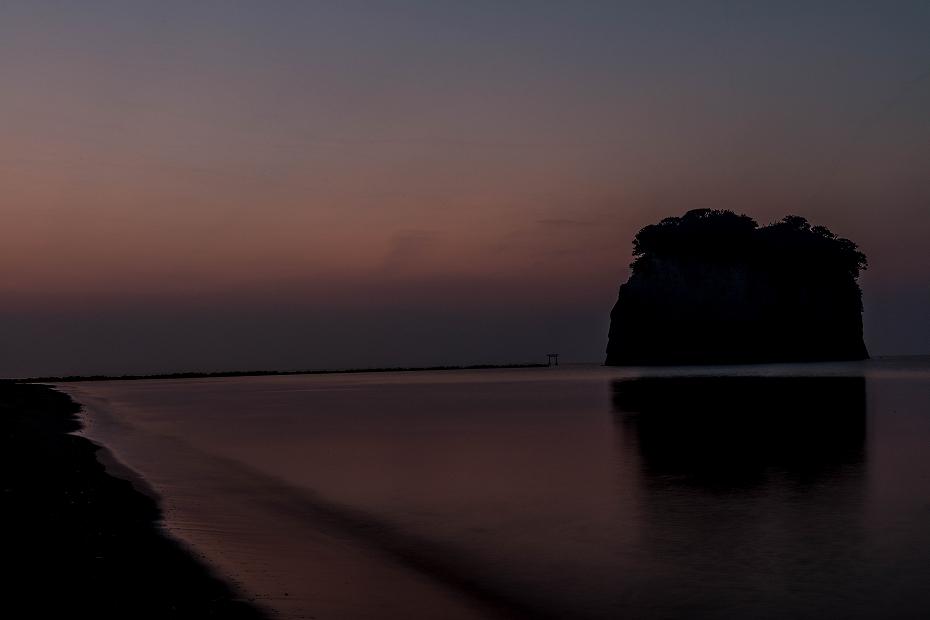 2018.07.20 見附島 朝景 1 (1)