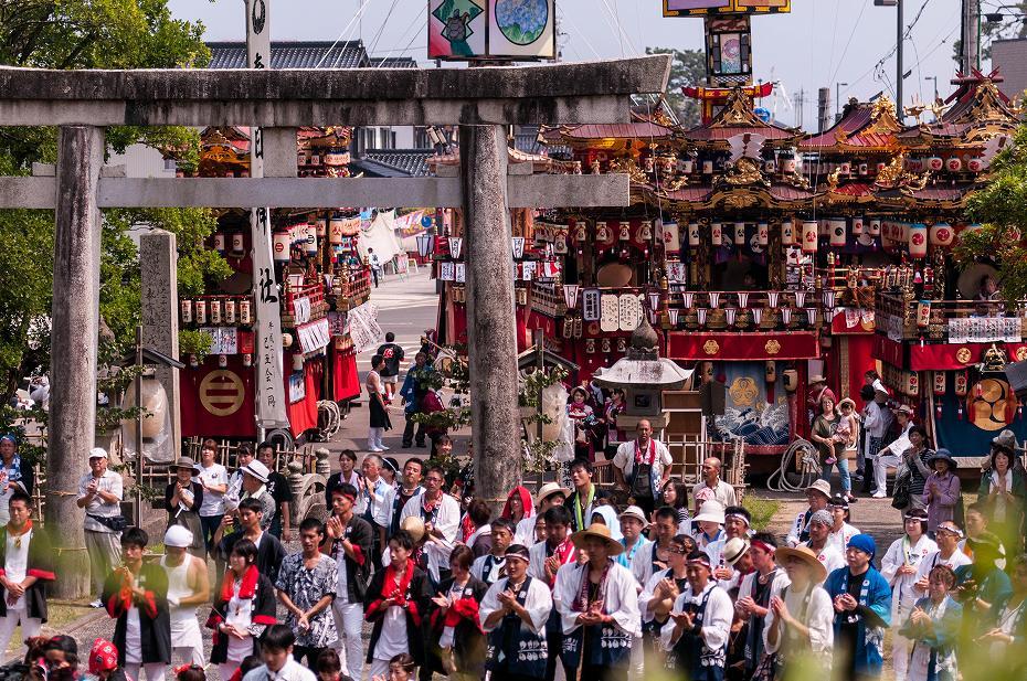 2018.07.20 燈籠山祭り 4