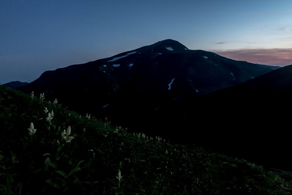 2018.07.25 油坂の頭 朝景 4
