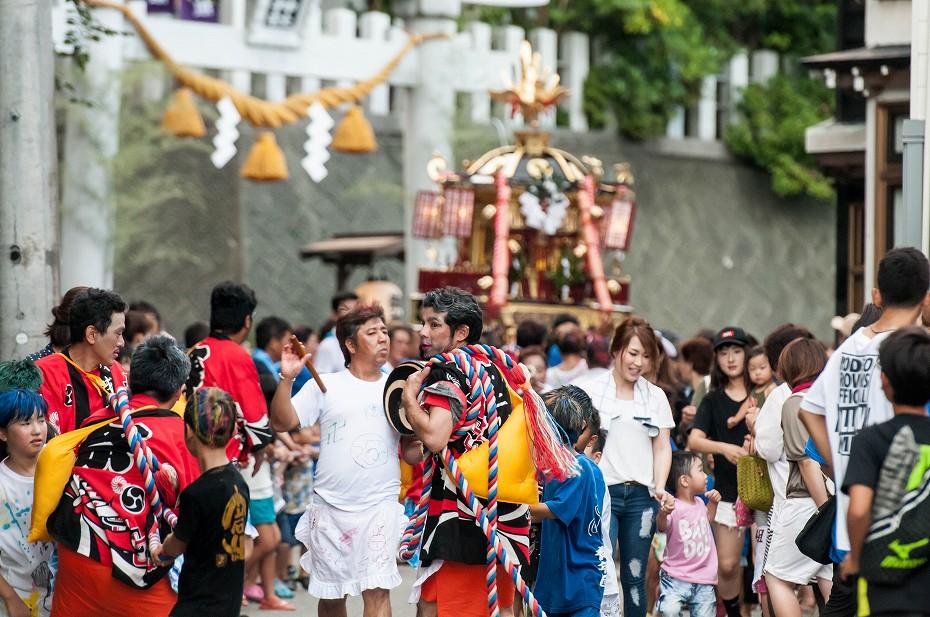 2018.08.22 奥津比咩神社大祭 1 (2)